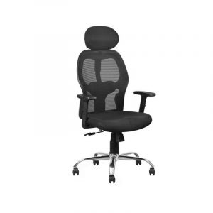 Supreme Highback Ergonomic Chair with Multi Locking Tilt Mechanism
