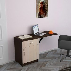 WFH07 Engineered Wood Office Table
