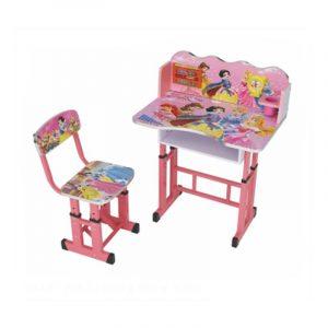 Cinderella Engineered Wood Kids Desk Chair