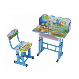 Happy Engineered Wood Kids Desk Chair