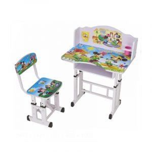 Micky Engineered Wood Kids Desk Chair