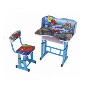 SpiderMan Engineered Wood Kids Desk Chair