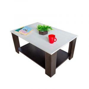 Yahoo Engineered Wood Coffee Table