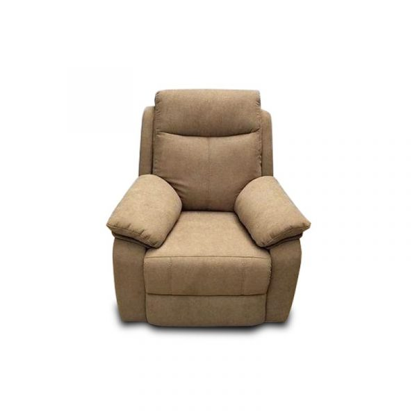 Luxury Brown Recliner Sofa